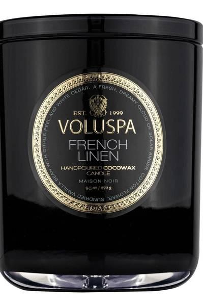 Bilde av VOLUSPA FRENCH LINEN 60 T