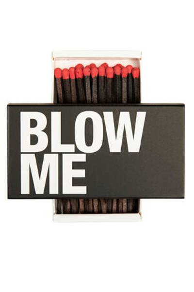 Bilde av CARDSOME Blow Me, Matchbox Large