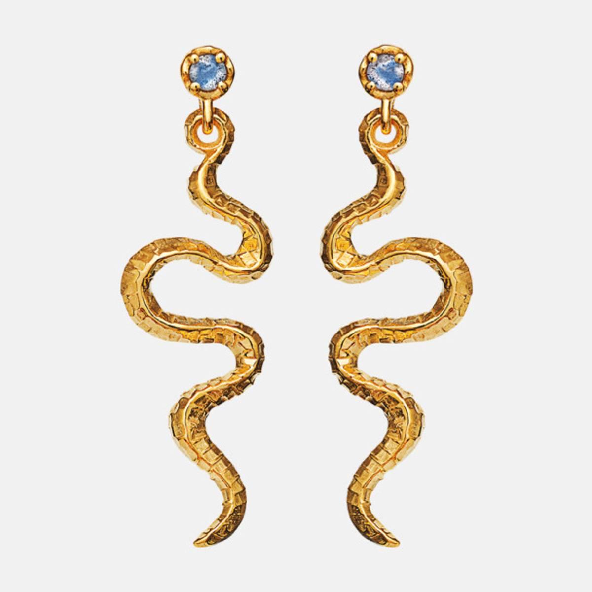 MAANESTEN Lucy Earring Gold