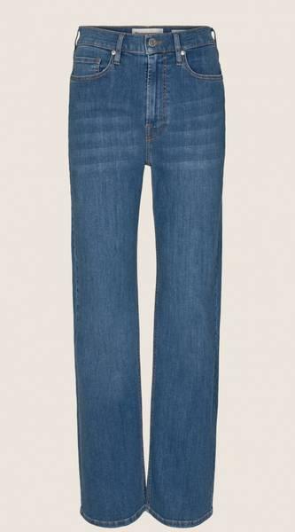 Bilde av TOMORROW Brown Jeans Wash Florence Denim Blue