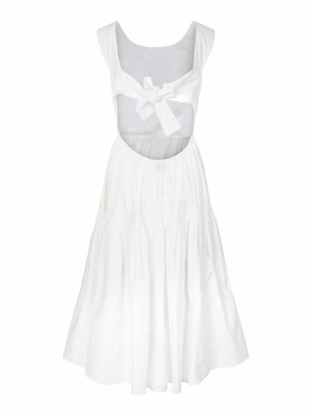 Bilde av ONE & OTHER ALICE DRESS WHITE