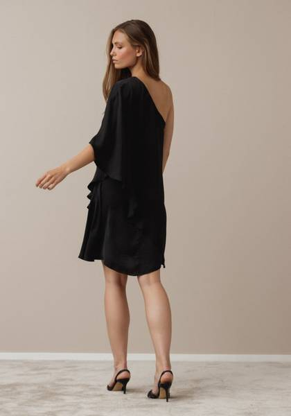 Bilde av DRY LAKE IRIS DRESS SORT SATIN